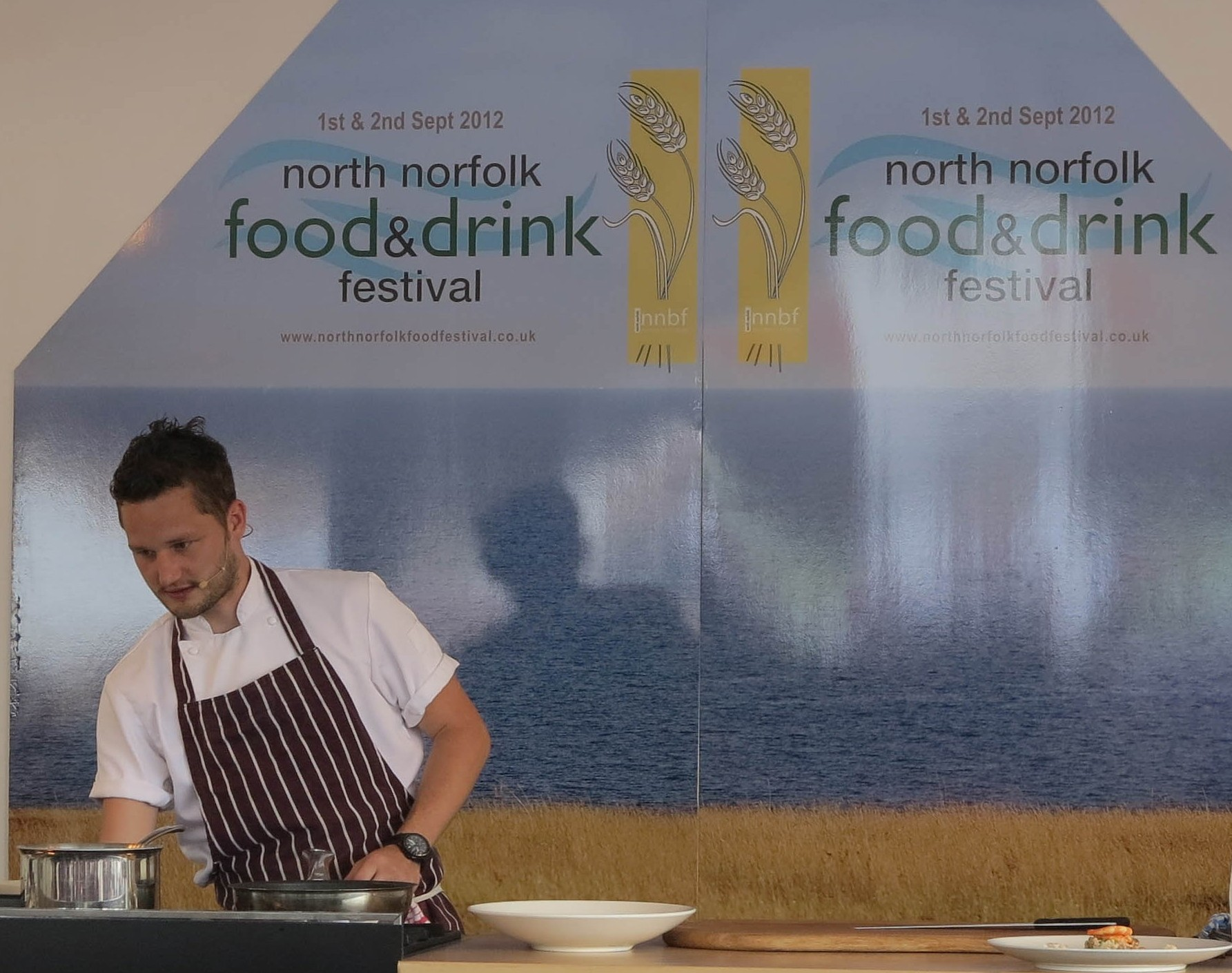 2012 North Norfolk Food & Drink Festival