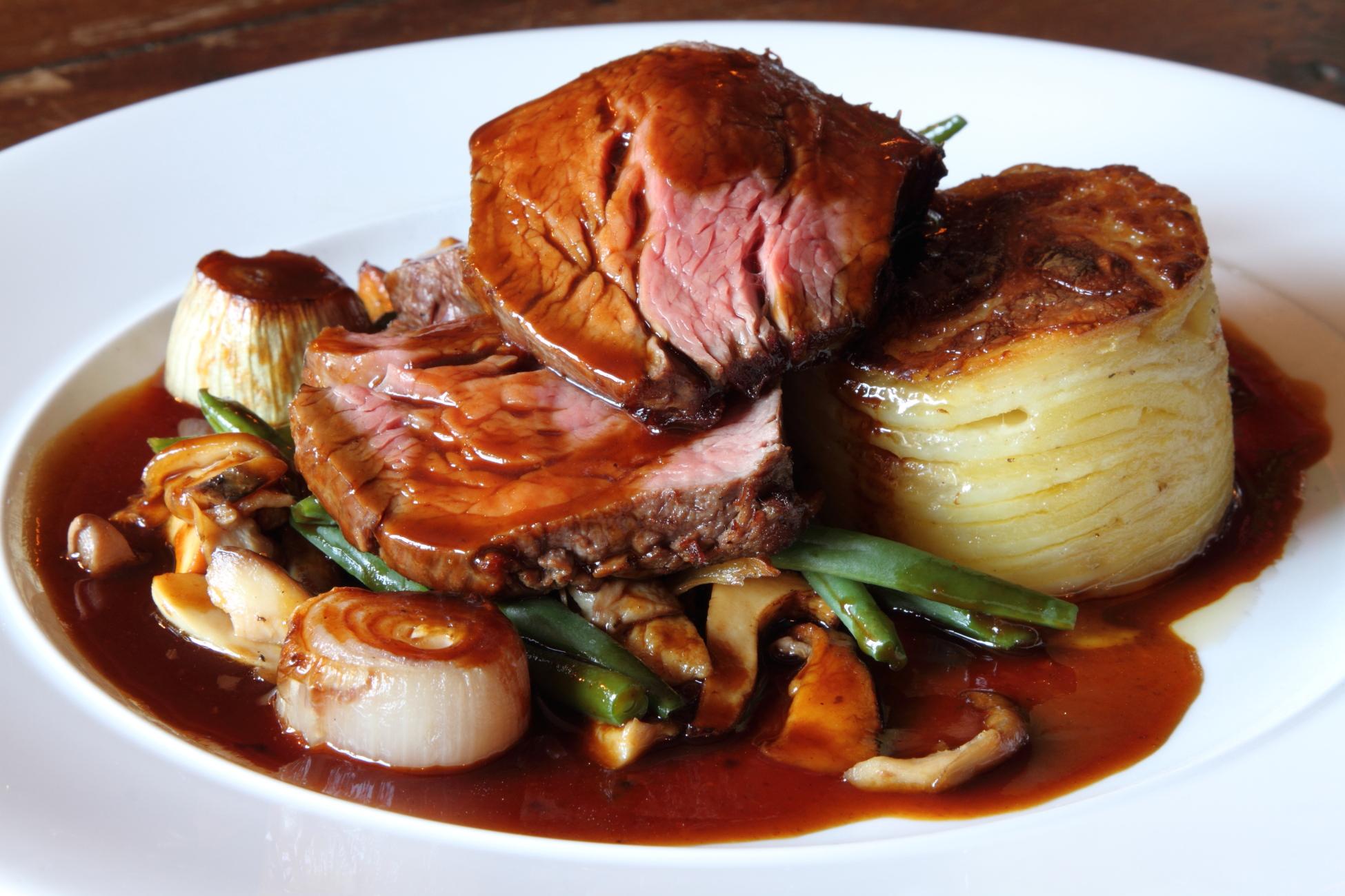 The Hoste Restaurant Burnham Market