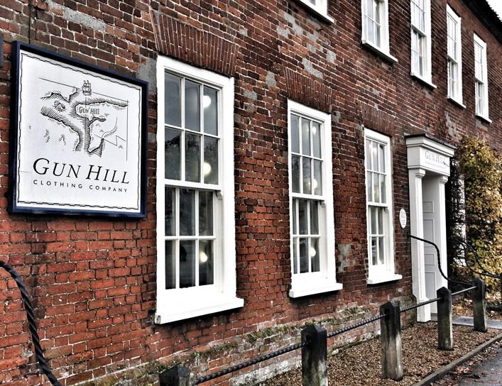 Gun Hill Clothing Company Burnham Market