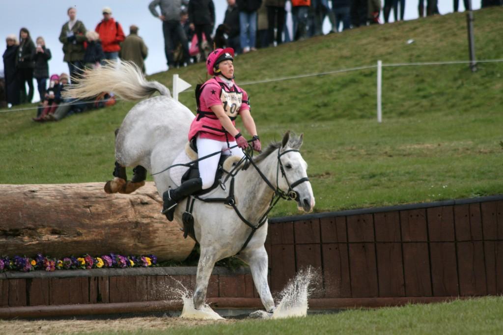 Burnham Market International Horse Trials 2014