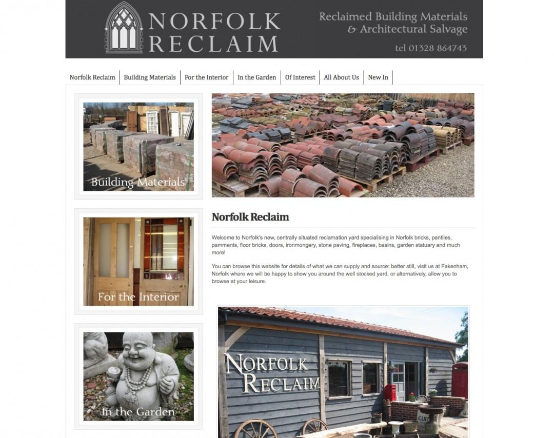 Norfolk Reclaim