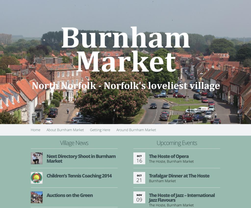 Burnham Market Village