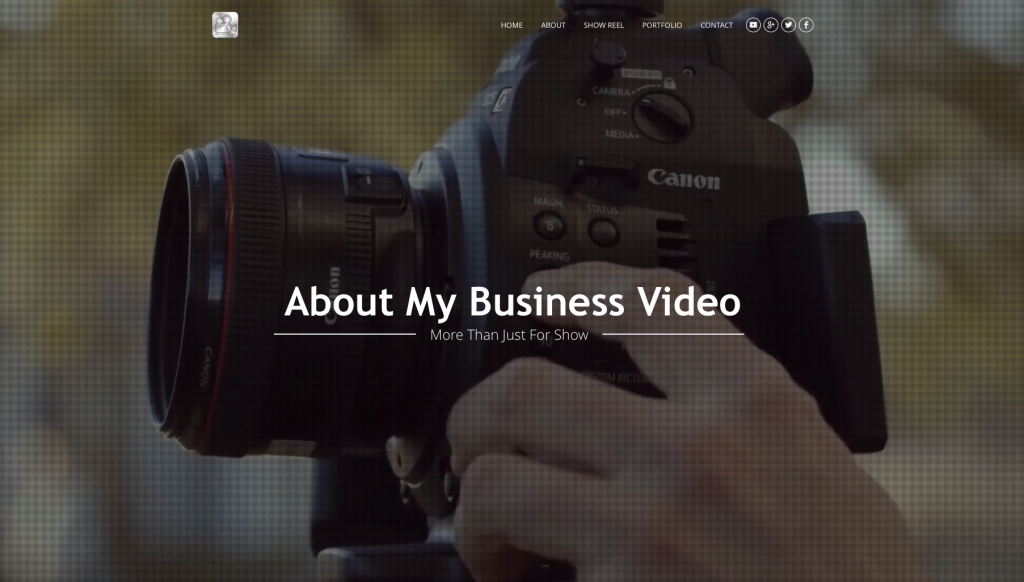 About My Business Video Company