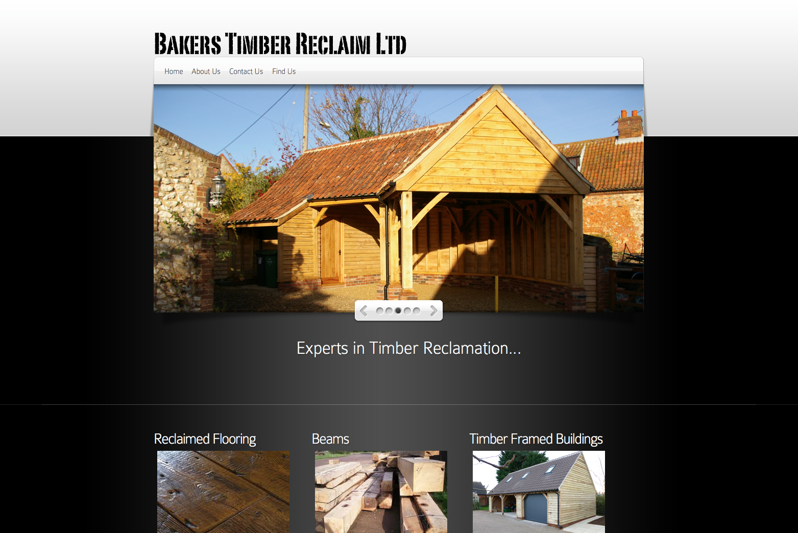 Bakers Timber Reclaim