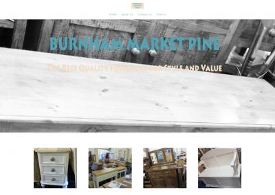 Burnham Market Pine