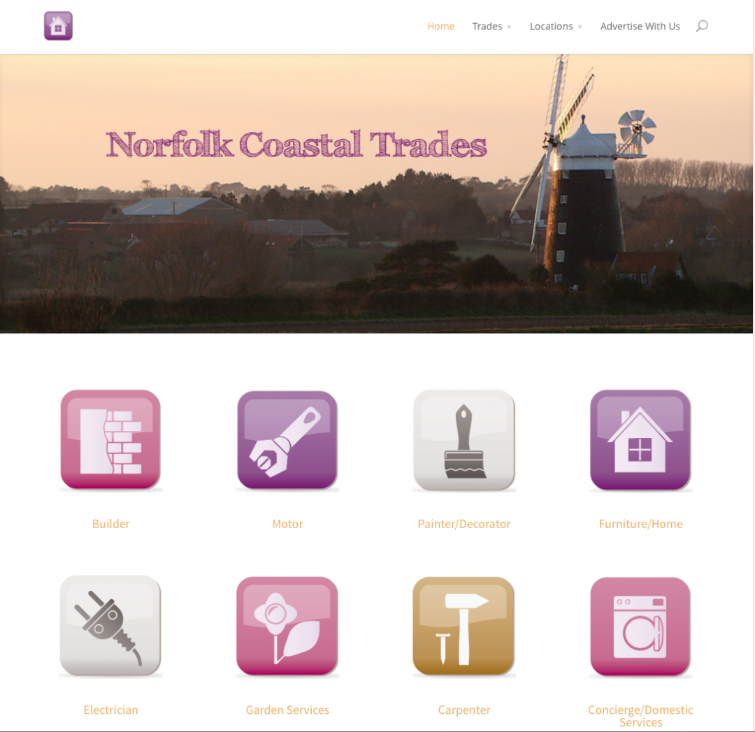 Norfolk Coastal Trades
