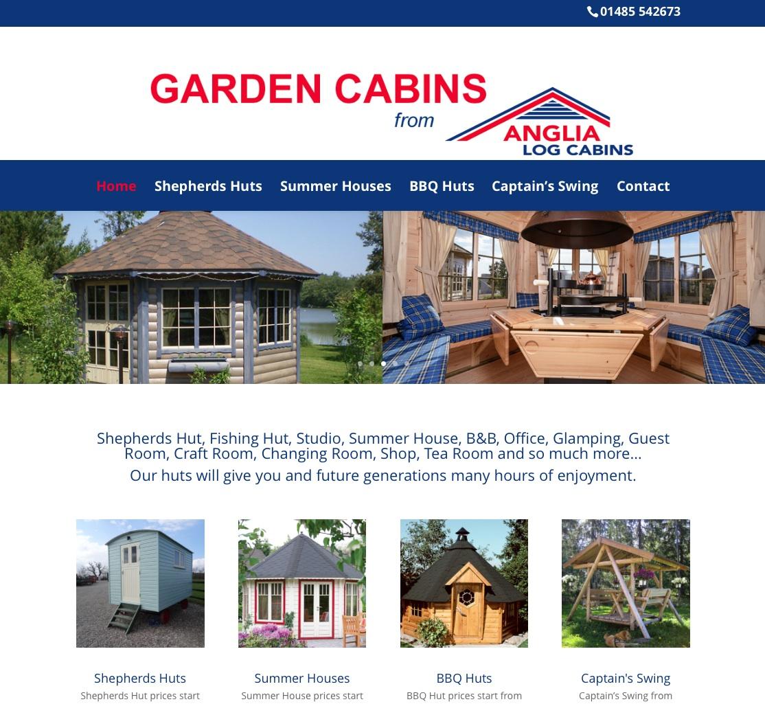 Anglia Garden Cabins