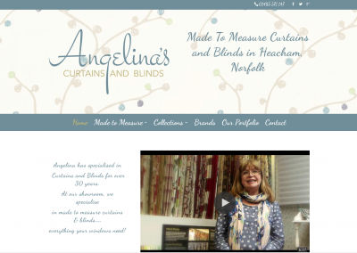 Angelinas Curtains and Blinds